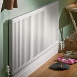 DOMESTIC RADIATORS AT PLUMB CENTER